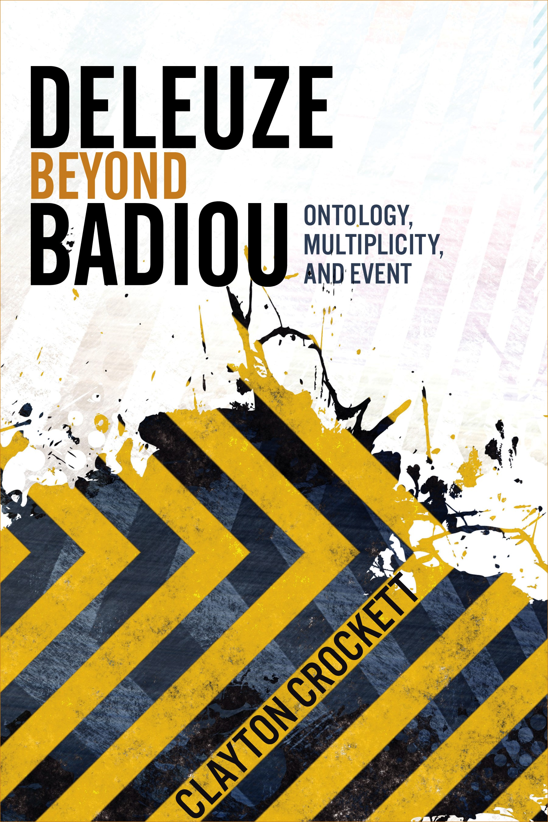 Abbildung von Crockett | Deleuze Beyond Badiou | 2013