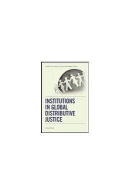 Abbildung von Miklos | Institutions in Global Distributive Justice | 2013