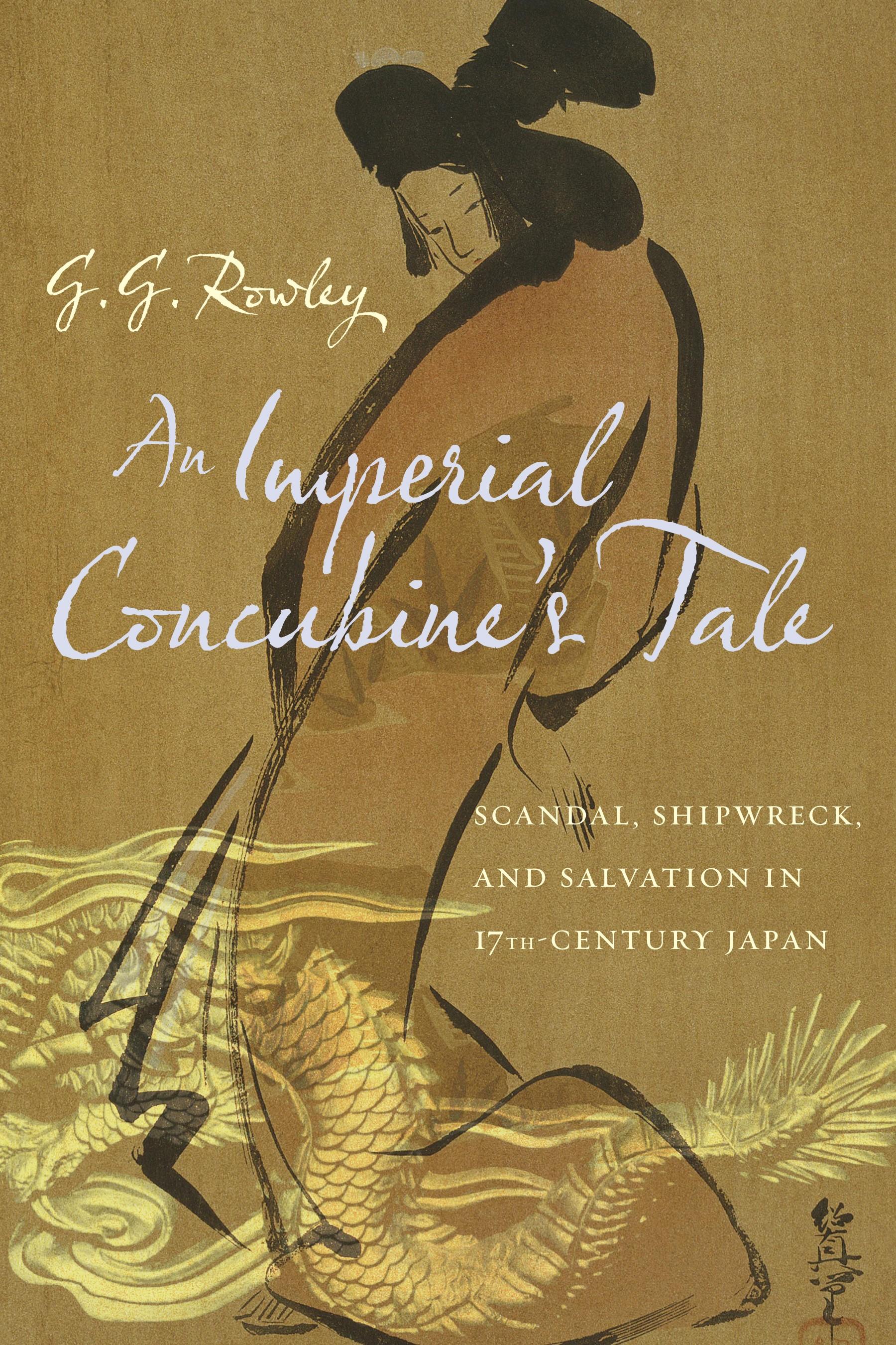 Abbildung von Rowley   An Imperial Concubine's Tale   2012
