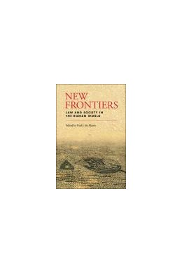 Abbildung von du Plessis | New Frontiers | 2013 | Law and Society in the Roman W...