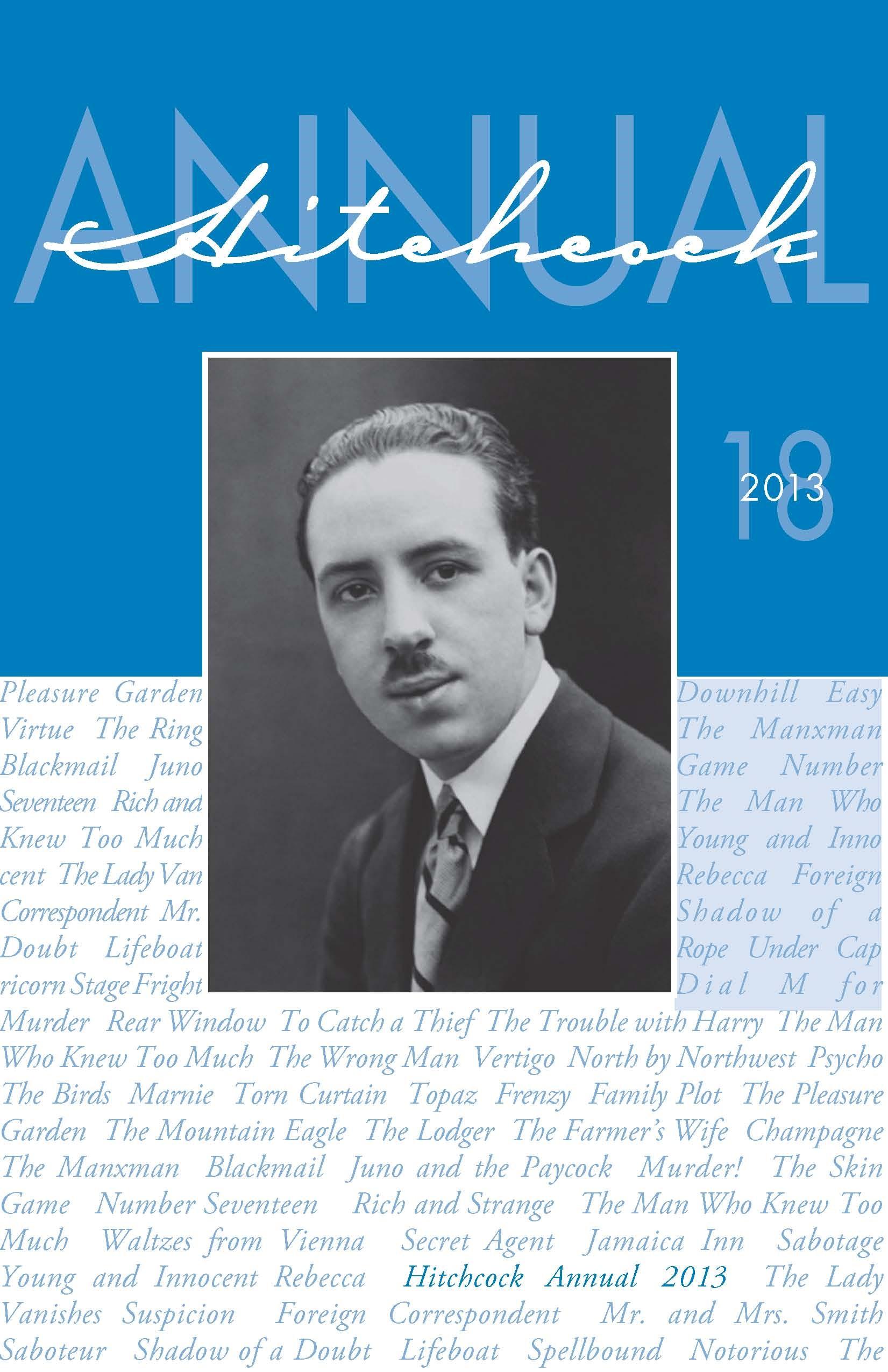 Abbildung von Gottlieb / Allen | Hitchcock Annual | 2013