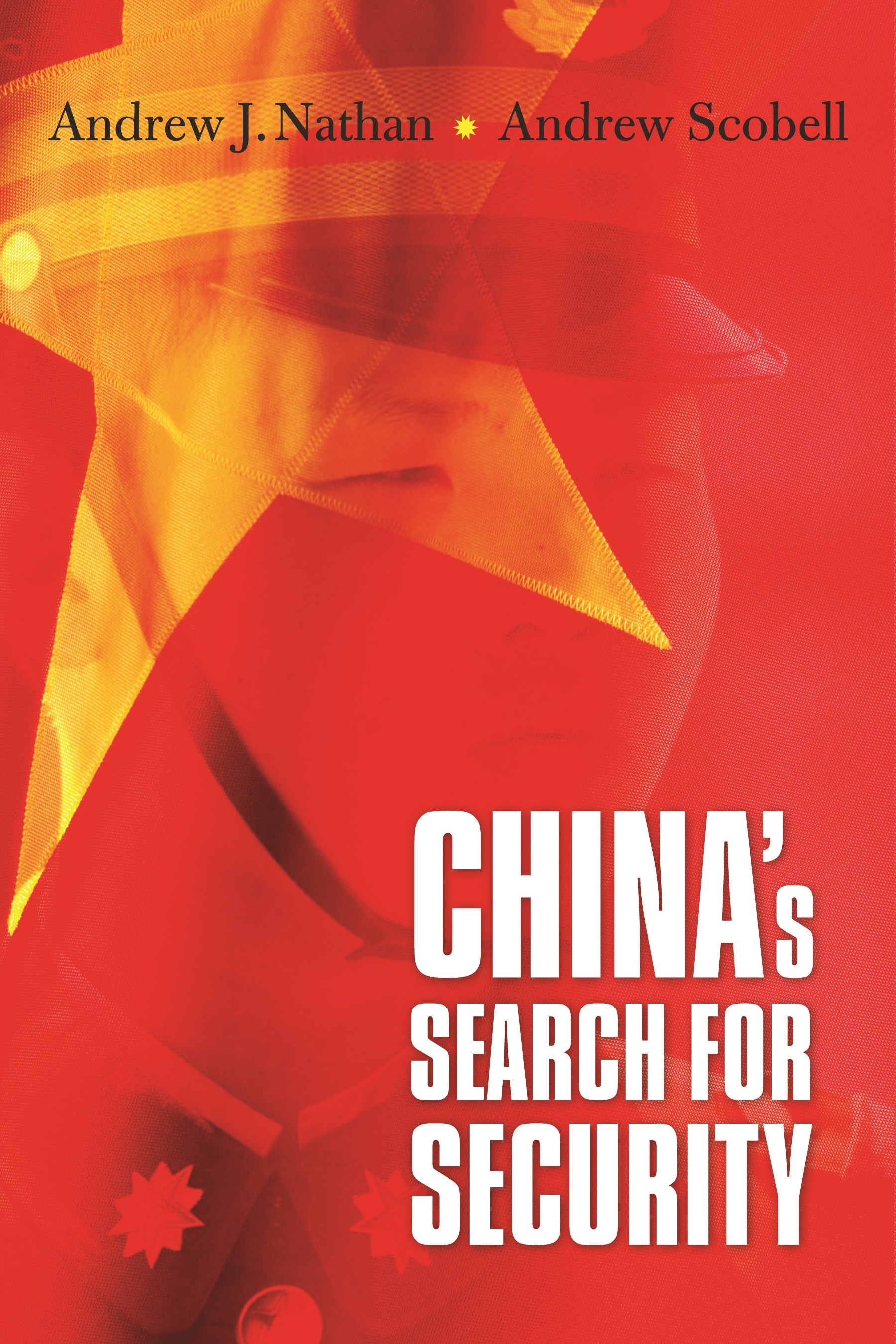 Abbildung von Nathan / Scobell   China's Search for Security   2012