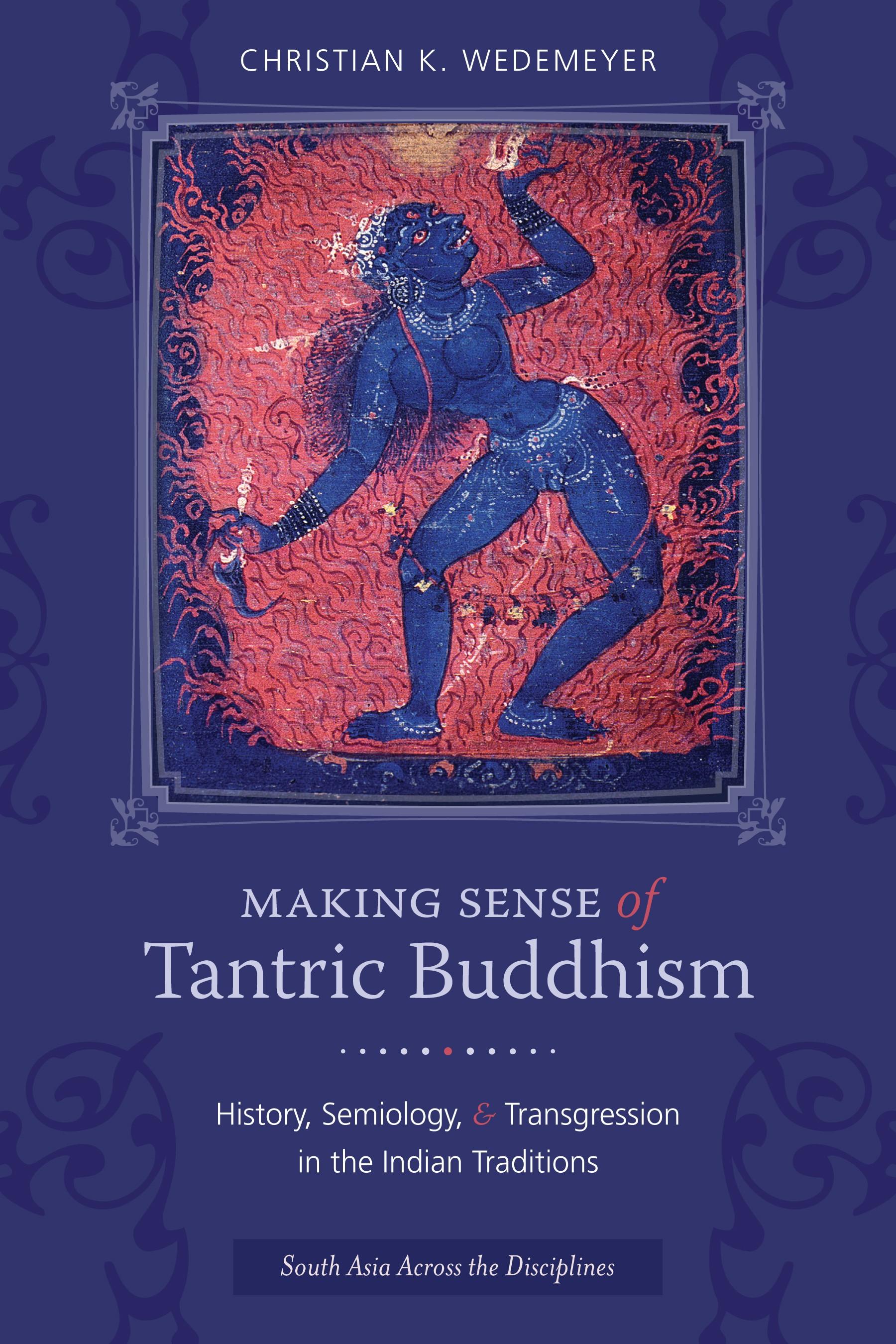 Abbildung von Wedemeyer   Making Sense of Tantric Buddhism   2012