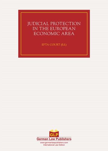 Abbildung von / Baudenbacher | Judicial Protection in the European Economic Area | 2012
