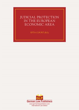 Abbildung von / Baudenbacher | Judicial Protection in the European Economic Area | 2012
