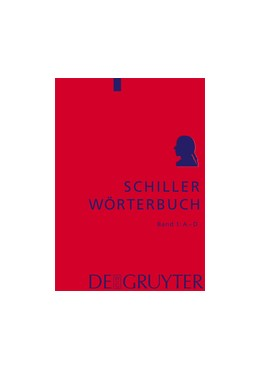Abbildung von Lühr / Zeilfelder   Schiller-Wörterbuch   2021
