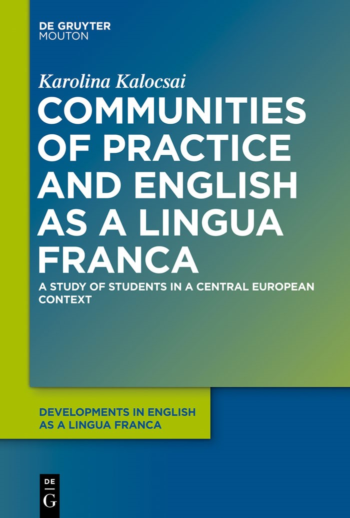 Communities of Practice and English as a Lingua Franca | Kalocsai, 2013 | Buch (Cover)