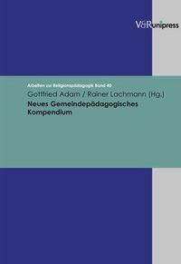 Neues Gemeindepädagogisches Kompendium | Adam / Lachmann, 2008 | Buch (Cover)