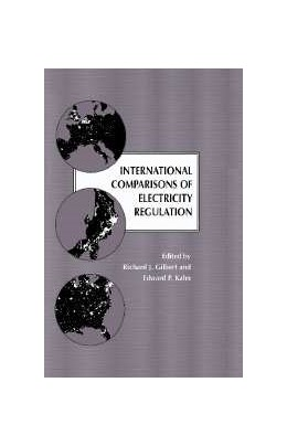 Abbildung von Gilbert / Kahn | International Comparisons of Electricity Regulation | 1996