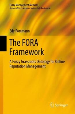 Abbildung von Portmann | The FORA Framework | 2012 | A Fuzzy Grassroots Ontology fo...