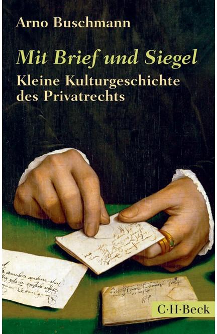 Cover: Arno Buschmann, Mit Brief und Siegel