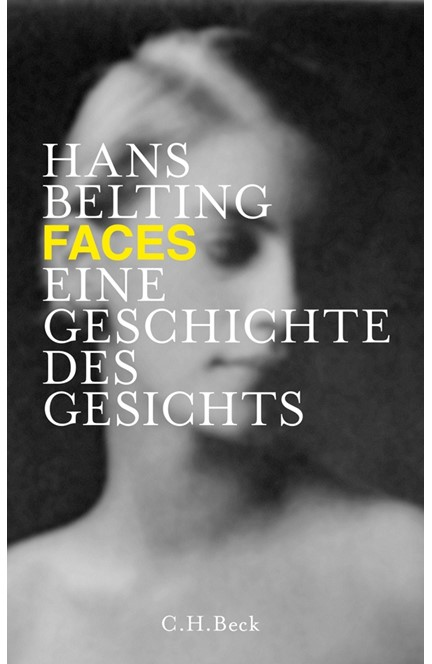 Cover: Hans Belting, Faces