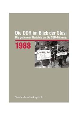 Abbildung von Die DDR im Blick der Stasi 1988   1. Auflage   2010   beck-shop.de