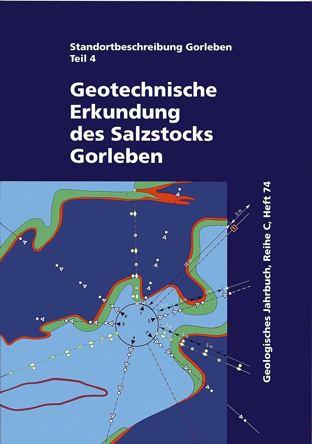 Standortbeschreibung Gorleben Teil 4 | Bräuer / Eickemeier / Eisenburger / Grissemann / Hesser / Heusermann / Kaiser / Nipp / Nowak / Plischke / Schnier / Schulze / Sönnke / Weber, 2012 | Buch (Cover)