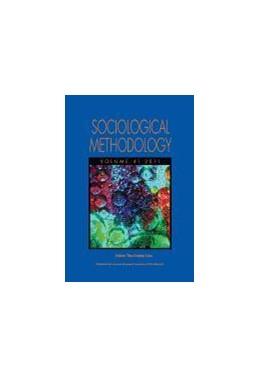 Abbildung von Liao | Sociological Methodology 2011 | 2012 | 41