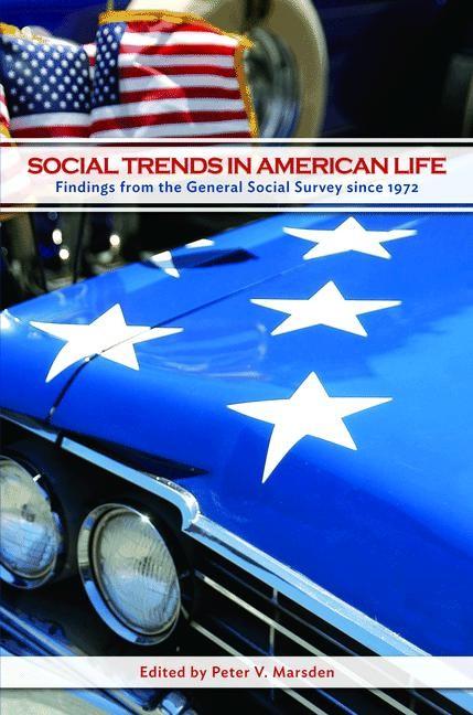 Abbildung von Marsden   Social Trends in American Life   2012