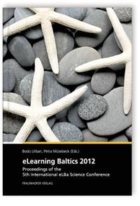 eLearning Baltics 2012 | / Urban / Müsebeck, 2012 | Buch (Cover)