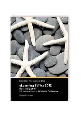 Abbildung von / Urban / Müsebeck | eLearning Baltics 2012 | 2012 | Proceedings of the 5th Interna...