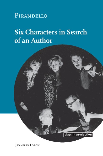 Abbildung von Lorch | Pirandello: Six Characters in Search of an Author | 2004