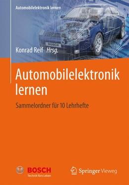 Abbildung von Reif   Automobilelektronik lernen   2012   Sammelordner für 10 Lehrhefte