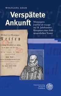 Verspätete Ankunft | Adam, 2012 | Buch (Cover)