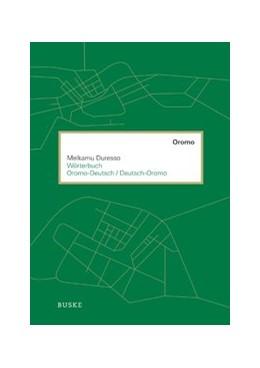 Abbildung von Duresso   Wörterbuch Oromo-Deutsch / Deutsch-Oromo   2014