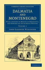 Abbildung von Wilkinson | Dalmatia and Montenegro | 2013
