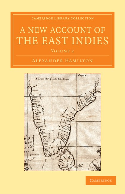 Abbildung von Hamilton | A New Account of the East Indies | 2013