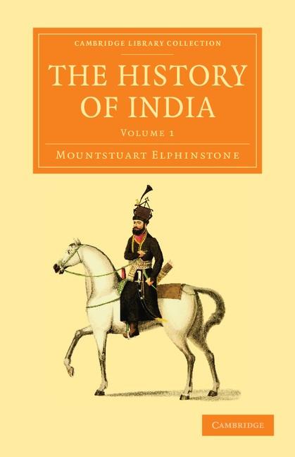 Abbildung von Elphinstone | The History of India | 2013