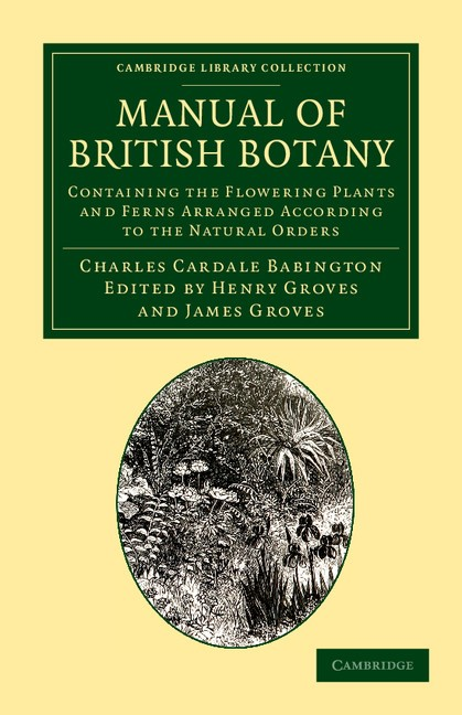 Abbildung von Babington / Grove | Manual of British Botany | 2013