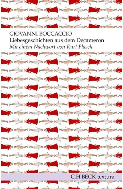 Cover: Giovanni Boccaccio, Liebesgeschichten aus dem Decameron