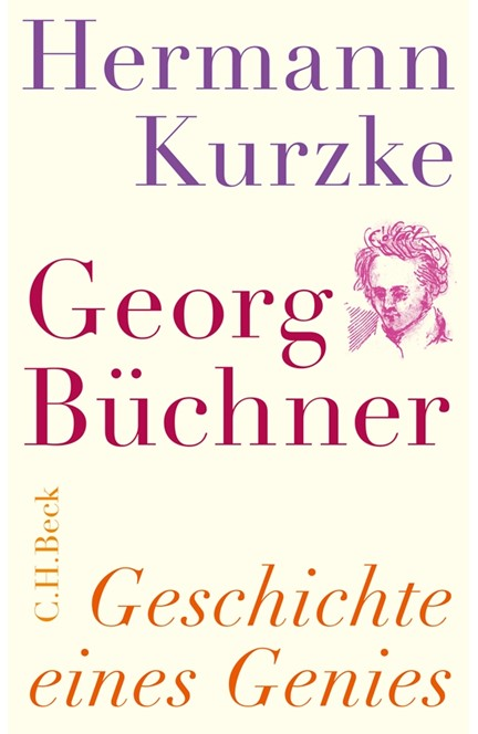 Cover: Hermann Kurzke, Georg Büchner