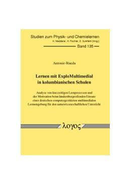 Abbildung von Rueda | Lernen mit ExploMultimedial in kolumbianischen Schulen | 1. Auflage | | 135 | beck-shop.de