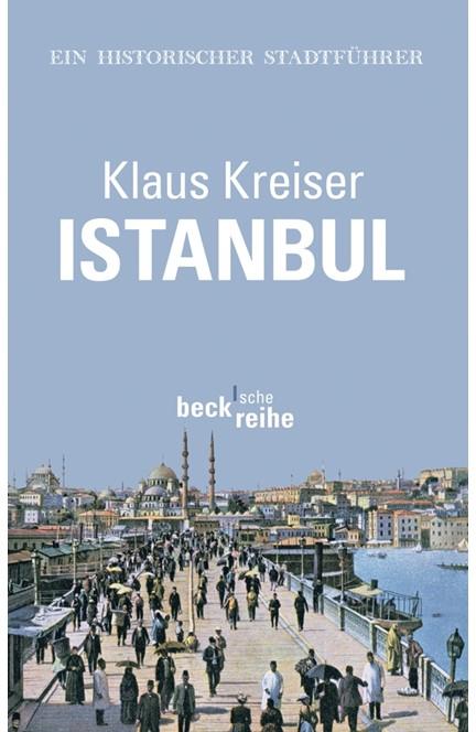 Cover: Klaus Kreiser, Istanbul