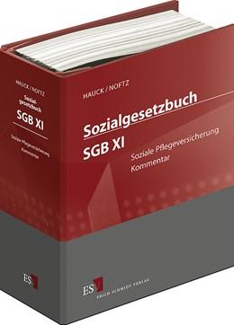 Abbildung von Hauck / Noftz | Sozialgesetzbuch (SGB) XI: Soziale Pflegeversicherung • ohne Aktualisierungsservice | Loseblattwerk mit Aktualisierungen | 2020 | Loseblatt-Kommentar