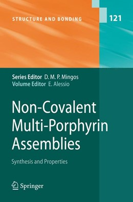 Abbildung von Alessio | Non-Covalent Multi-Porphyrin Assemblies | 2006 | Synthesis and Properties | 121