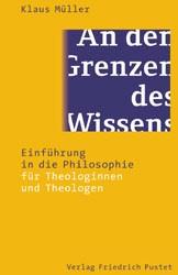 An den Grenzen des Wissens   Müller, 2004   Buch (Cover)