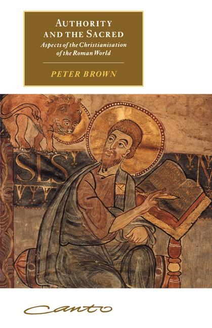 Abbildung von Brown   Authority and the Sacred   1997