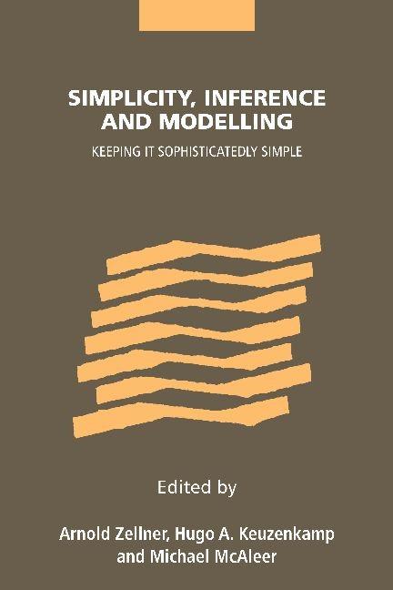 Abbildung von Zellner / Keuzenkamp / McAleer | Simplicity, Inference and Modelling | 2002
