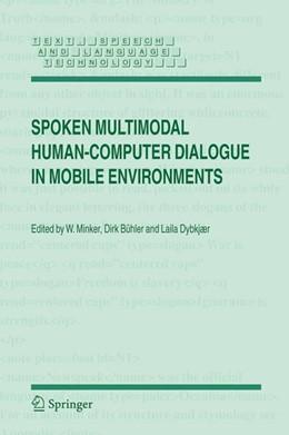 Abbildung von Minker / Bühler / Dybkjær   Spoken Multimodal Human-Computer Dialogue in Mobile Environments   2005   28