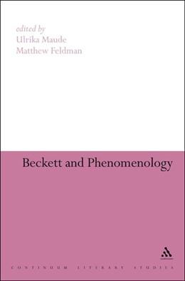 Abbildung von Maude | Beckett and Phenomenology | 2009