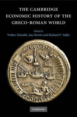Abbildung von Scheidel / Morris / Saller | The Cambridge Economic History of the Greco-Roman World | 2012