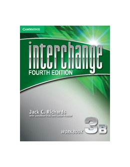 Abbildung von Richards | Interchange Level 3 Workbook B | 2012