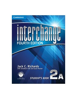 Abbildung von Richards   Interchange Level 2 Student's Book A with Self-study DVD-ROM   2012