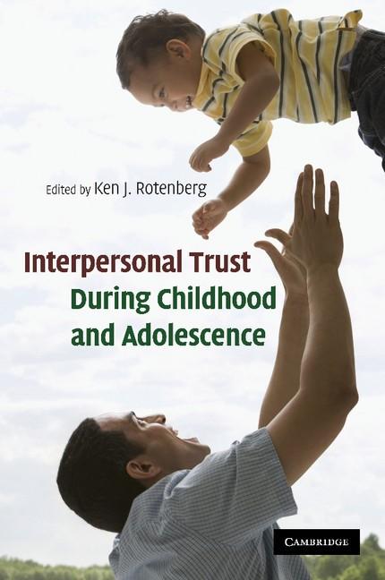 Abbildung von Rotenberg | Interpersonal Trust during Childhood and Adolescence | 2012