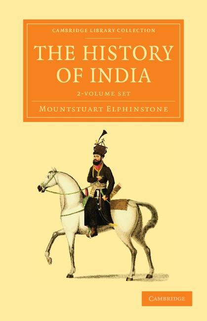 Abbildung von Elphinstone | The History of India 2 Volume Set | 2013