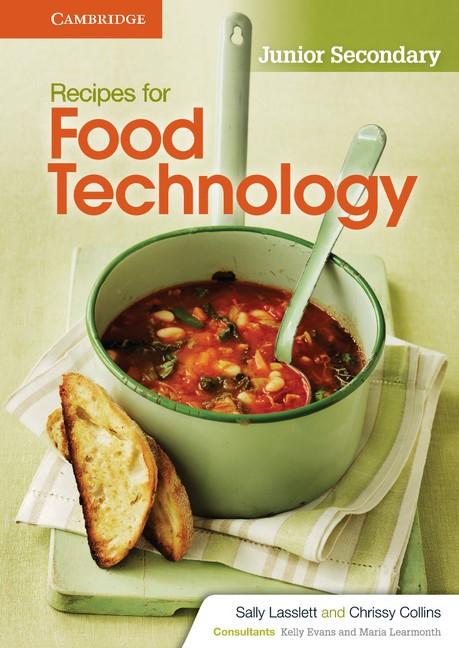 Abbildung von Lasslett / Collins   Recipes for Food Technology Junior Secondary Workbook   2013