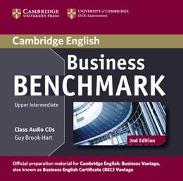 Abbildung von Brook-Hart | Business Benchmark Upper Intermediate Business Vantage Class Audio CDs (2) | 2013