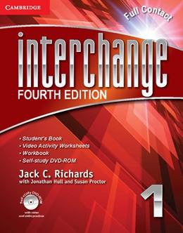 Abbildung von Richards | Interchange Level 1 Full Contact with Self-study DVD-ROM | 2012