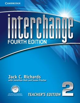 Abbildung von Richards | Interchange Level 2 Teacher's Edition with Assessment Audio CD/CD-ROM | 1. Auflage | 2012 | beck-shop.de